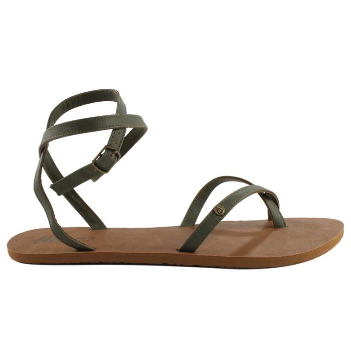 New Top Women Sandals Volcom Heavenly Creedler Sandal  Women39s