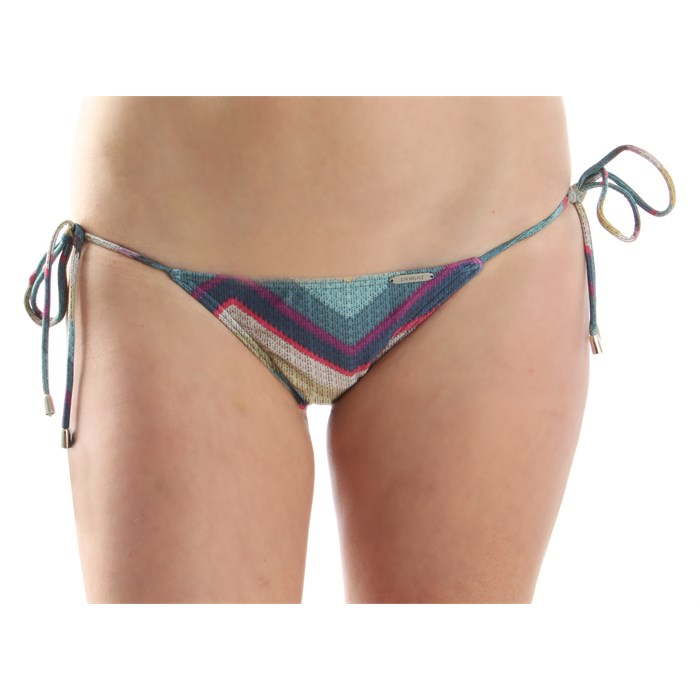 Insight - Knitta Please Tie Side Brief Bikini Bottom - Women's