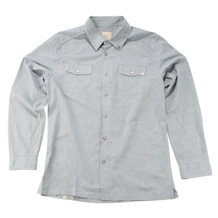 Insight - Autolux Long Sleeve Button Down Shirt
