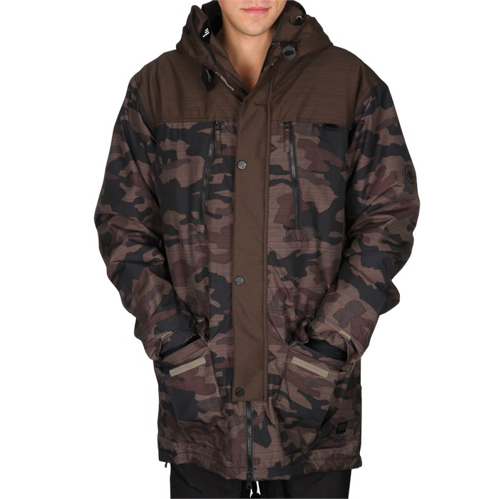 686 - Reserved Verge Parka Insulated Jacket