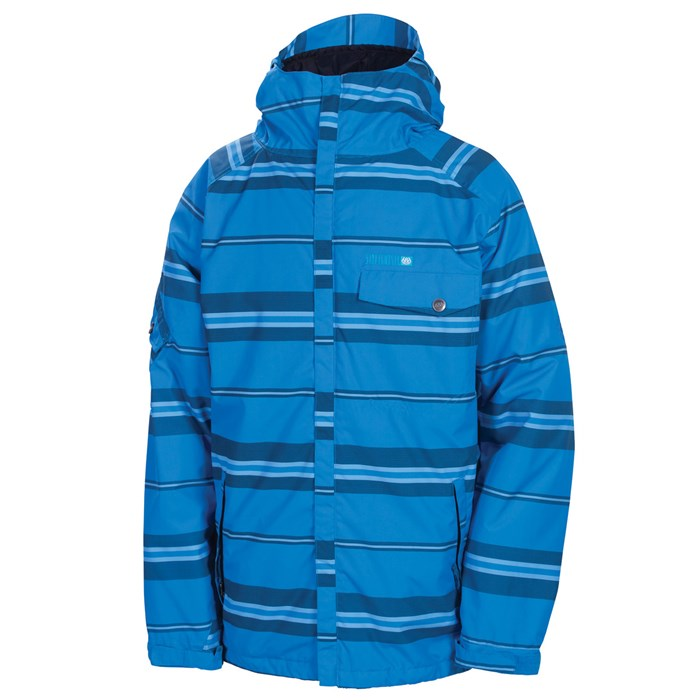 686 - Mannual Factor Insulated Jacket