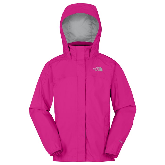 The North Face - Resolve Jacket - Youth - Girl's