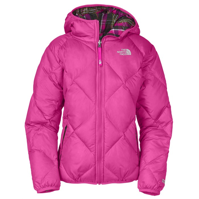 The North Face - Moondoggy Reversible Down Jacket - Youth - Girl's