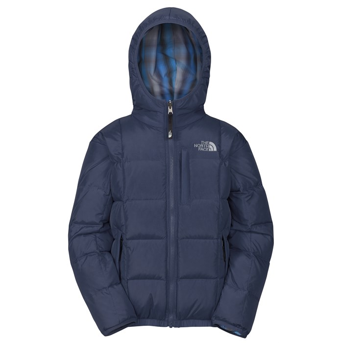 The North Face - Moondoggy Reversible Down Jacket - Youth - Boy's