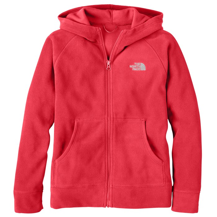 The North Face - Glacier Zip Hoodie - Youth - Boy's