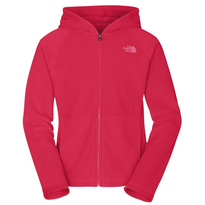 The North Face - Glacier Zip Hoodie - Youth - Girl's