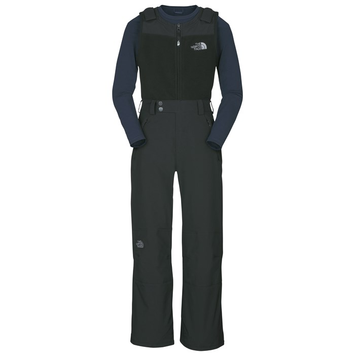 The North Face - Snowdrift Insulated Bib Pants - Youth - Boy's