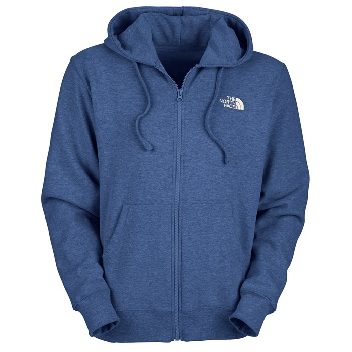 The North Face - EMB Logo Full Zip Hoodie