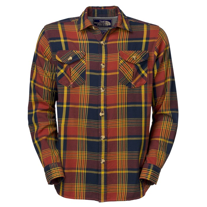 The North Face - Portage Flannel Button Down Shirt