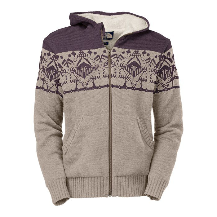 The North Face - Selawik Zip Sweater