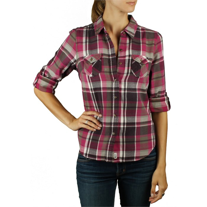 The North Face - Suncrest Flannel Button Down Shirt - Women's