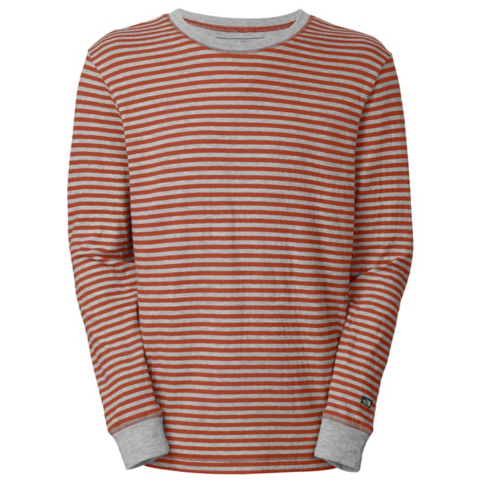The North Face - Bering Striped Crew Shirt