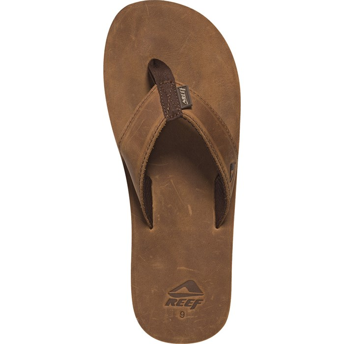 Reef - Leather Smoothy Sandals
