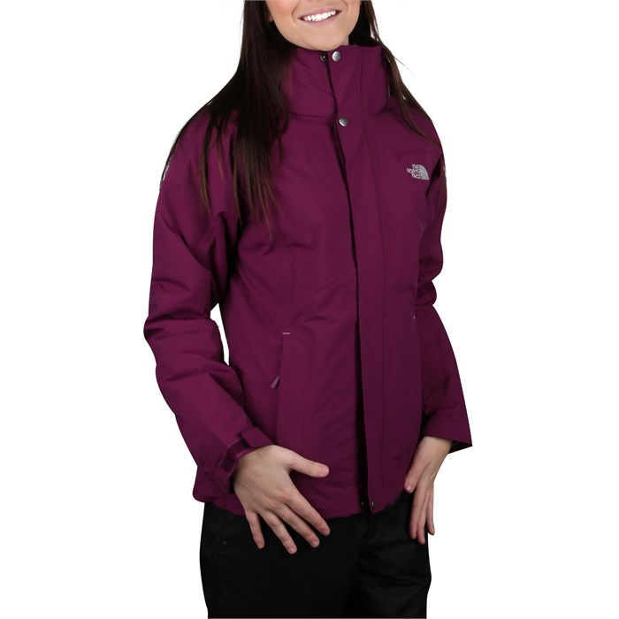 The North Face - Deuces Triclimate Jacket - Women's