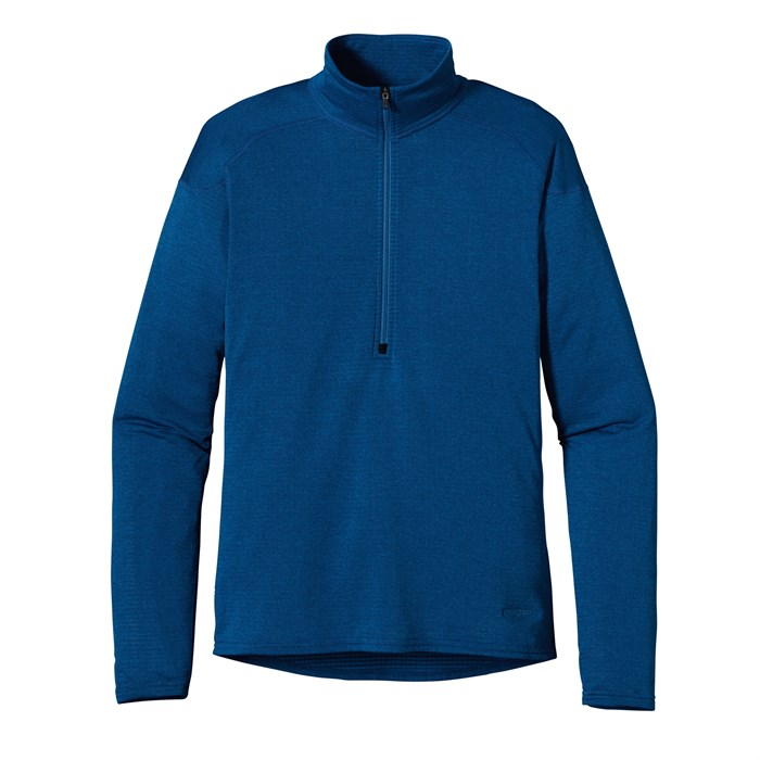 Patagonia - Capilene 4 Expedition Weight Zip Neck Shirt