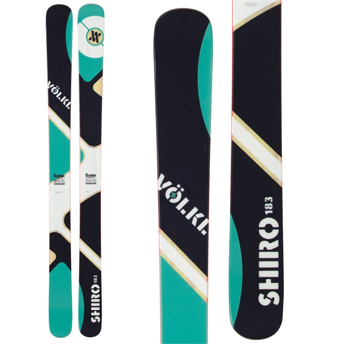 Volkl - Shiro Skis 2013