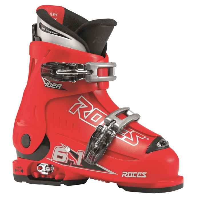 Roces - Roces Idea Adjustable Ski Boots - Youth (16-18.5) 2011