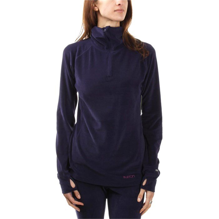 Burton - Expedition 1/4 Zip Baselayer Top - Women's