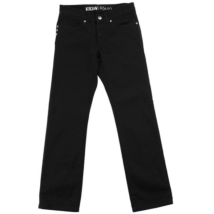 Kr3w - K Slim Twill Pants