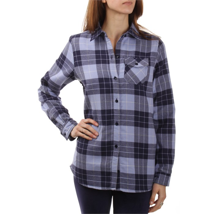 Burton - Player Flannel Button Down Shirt - Women's
