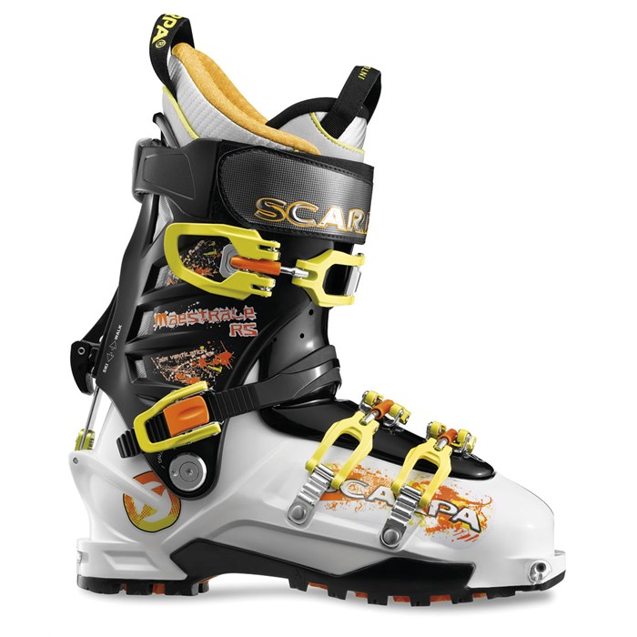 Scarpa - Maestrale RS Alpine Touring Ski Boots 2014