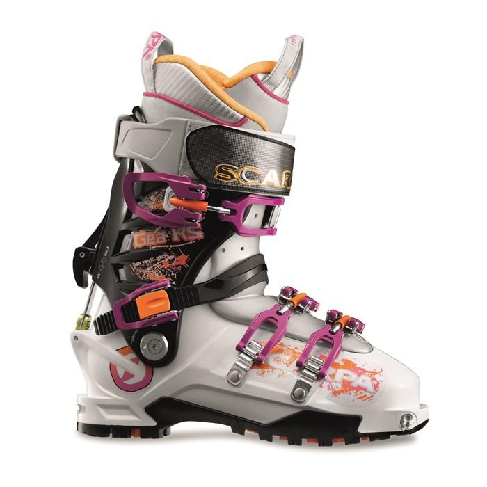 Scarpa - Gea RS Alpine Touring Ski Boots - Women's 2014