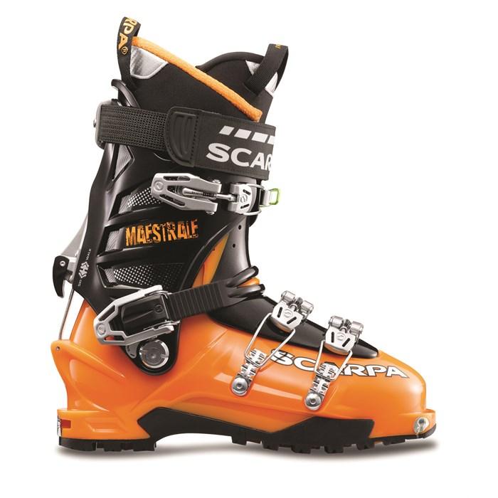 Scarpa - Maestrale Alpine Touring Ski Boots 2014