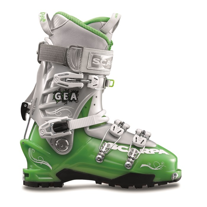 Scarpa - Gea Alpine Touring Ski Boots - Women's 2014