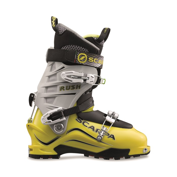 Scarpa - Rush Alpine Touring Ski Boots 2013
