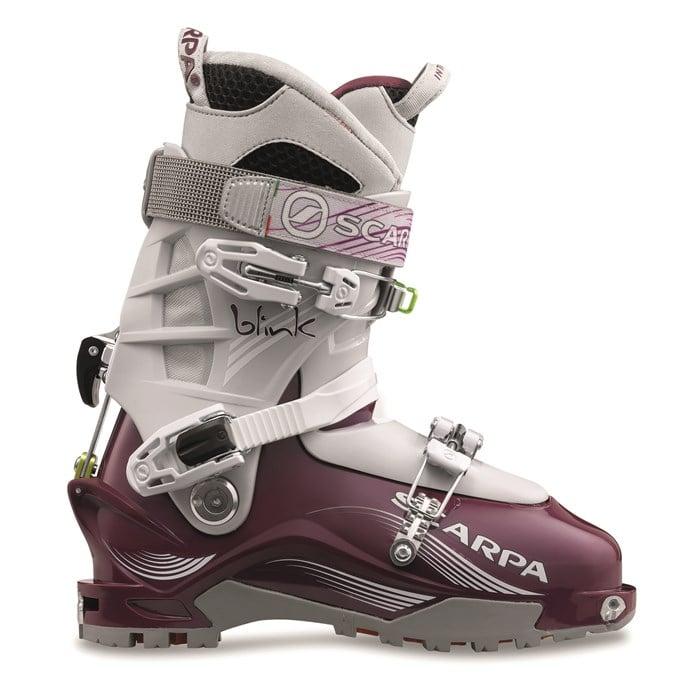 Scarpa Blink Alpine Touring Ski Boots Women S 2013 Evo