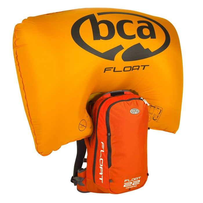 BCA - Float 22 Airbag Pack (Cylinder Included)