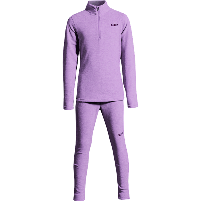 Orage - Mic Mac Baselayer Top and Pants - Youth - Girl's