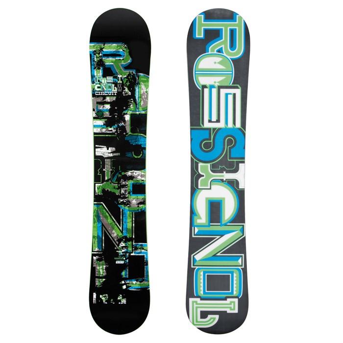Rossignol - Circuit Amptek Snowboard 2013