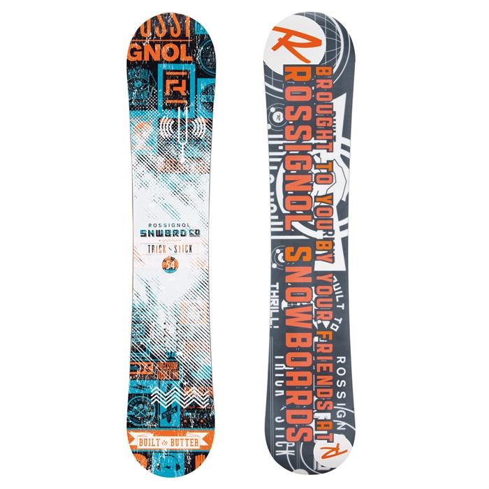 Rossignol - Trickstick CYT Amptek Snowboard 2013