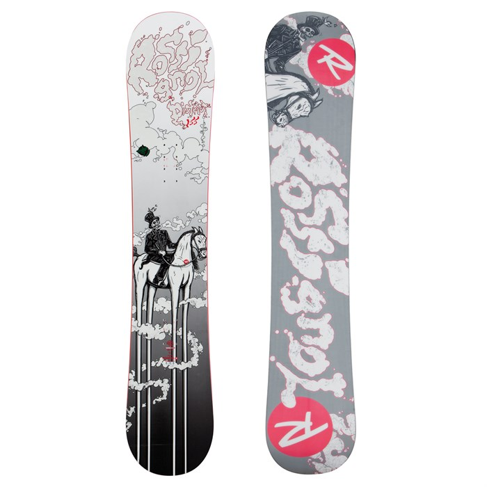 Rossignol - District Amptek Snowboard 2013