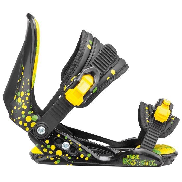 Rossignol - Rookie Snowboard Bindings - Youth 2013