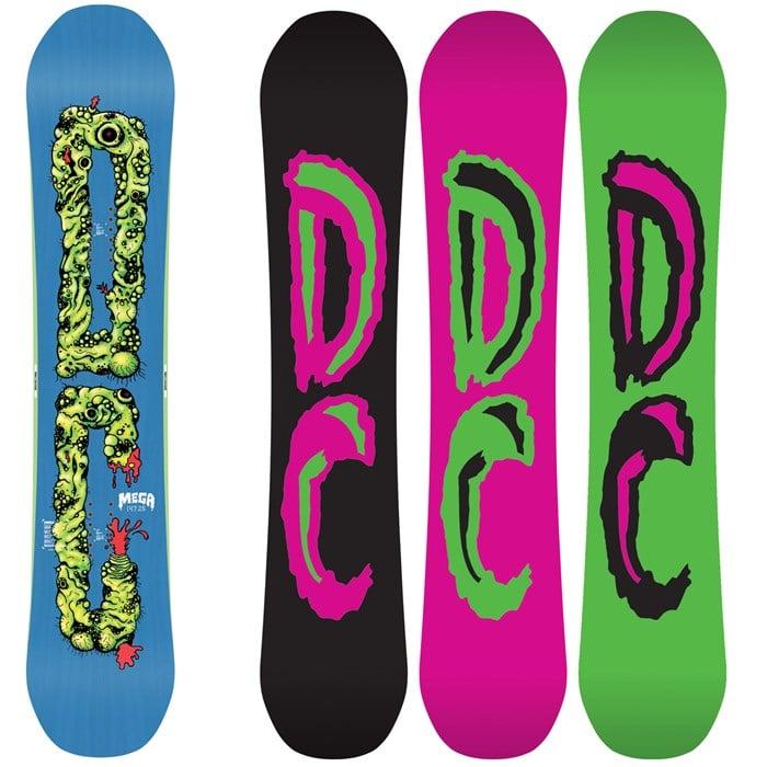 DC - Mega Snowboard 2013