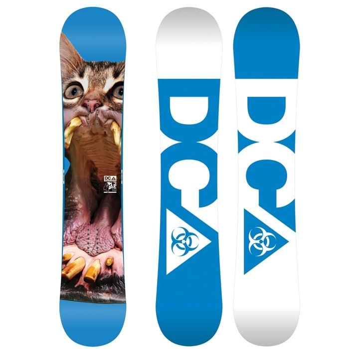 DC - PBJ Snowboard 2013