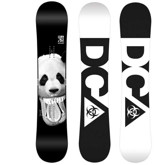 DC - PBJ Wide Snowboard 2013