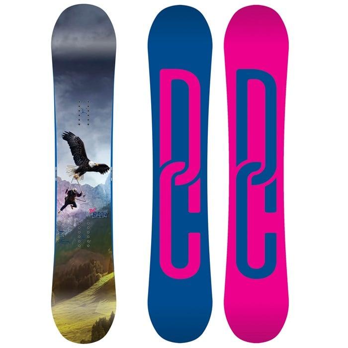 DC - Biddy Snowboard - Women's 2013