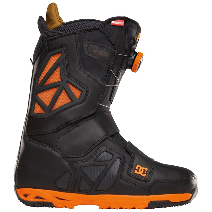 DC - Status Travis Rice Snowboard Boots 2013