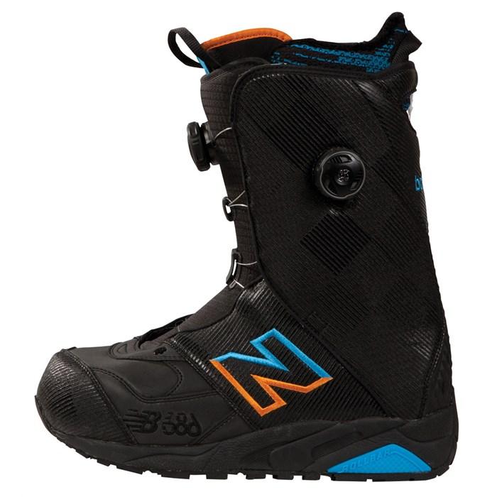 686 Times New Balance Focus BOA 580 Snowboard Boots 2013