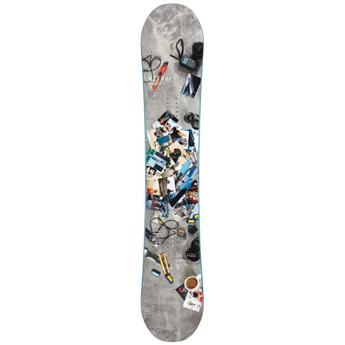 Nitro - Eero Ettala Pro Model Snowboard 2013