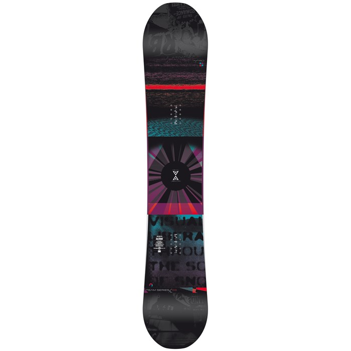 Nitro - Team Series Gullwing Snowboard 2013