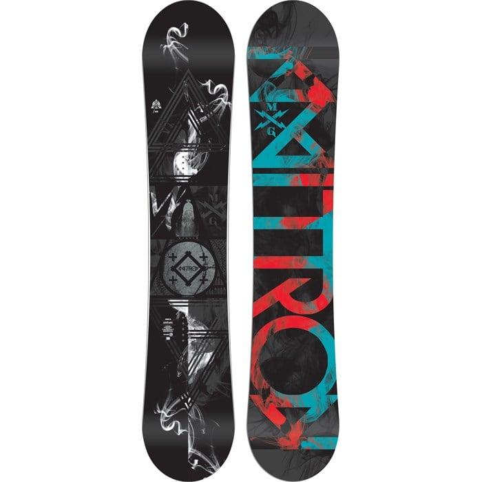 Nitro - Magnum Wide Snowboard 2013
