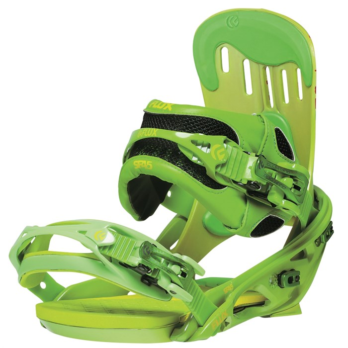Flux - SF45 Snowboard Bindings 2013