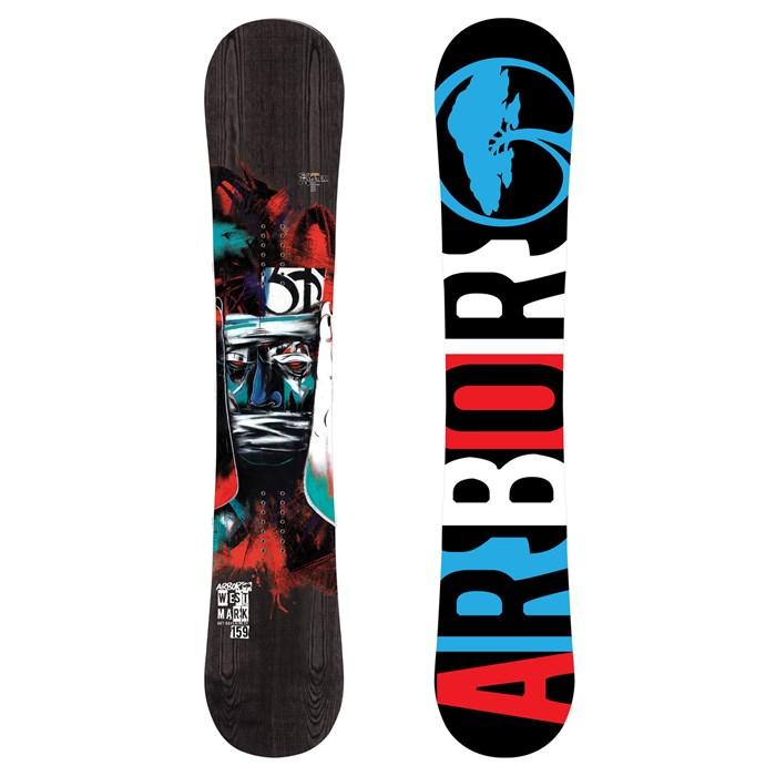 Arbor - Westmark (Black) Snowboard 2013
