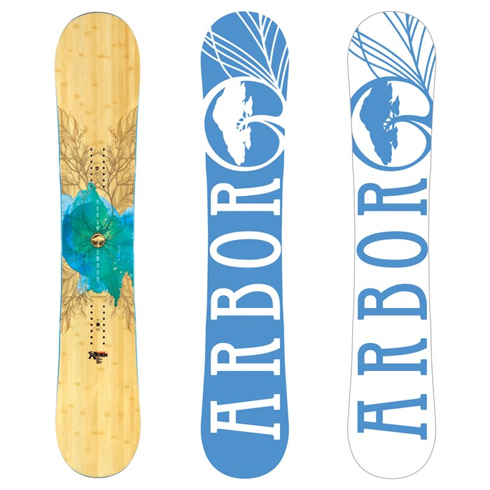 Arbor - Swoon Snowboard - Women's 2013