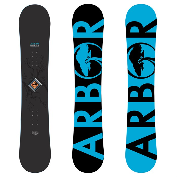Arbor - Formula Snowboard 2013