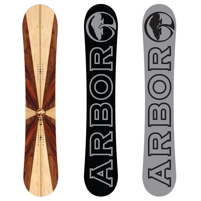 Arbor A-Frame Snowboard 2013 | evo